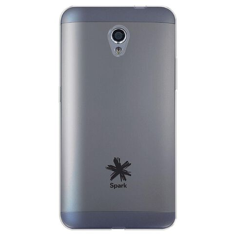 Spark Pro Jelly Case Clear