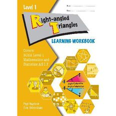 Ncea Year 11 Right-Angled Triangles As1.7 Learning Workbook