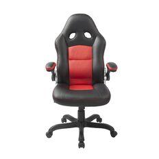 Jasper J Racer Chair Red