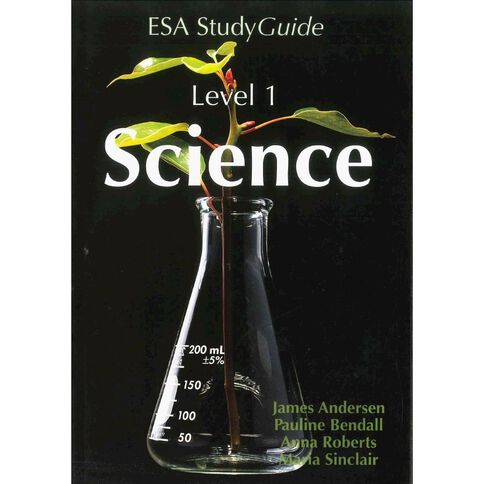 NCEA Level 1 Science Study Guide