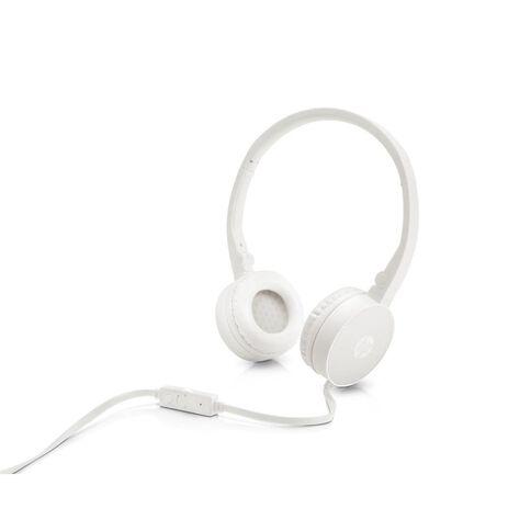 HP H2800 Headset White