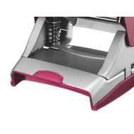 Leitz Metal 2 Hole Punch 30 Sheet Titan Red