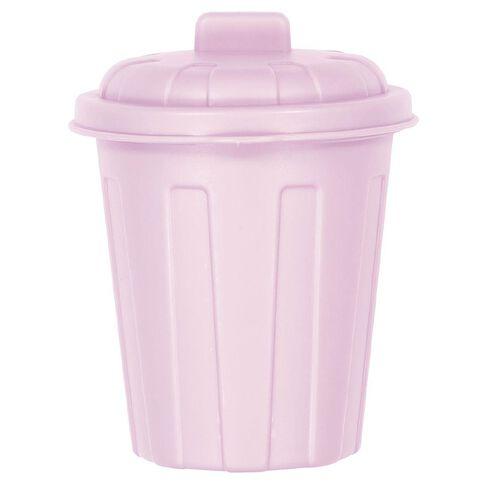 Kookie Mini Rubbish Bin Purple