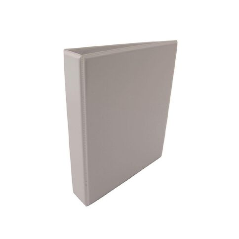 Marbig Ringbinder Overlay PP 25mm 2D Ring White A5