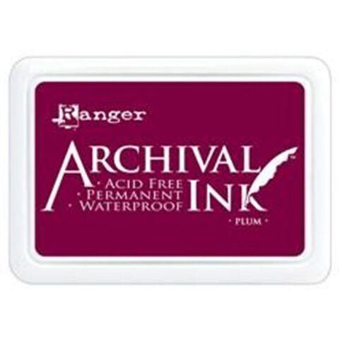 Ranger Stamp Pad Plum