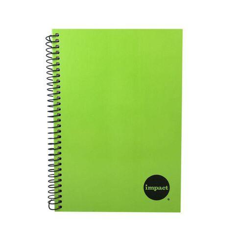 Impact Impact Notebook Wiro Green A5