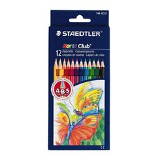 Staedtler Noris Club Colour Pencils Full Size 12 Pack