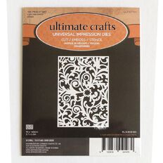 Ultimate Crafts Laquarelle Dies Assortment 3