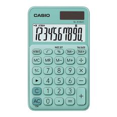 Casio Sl310Ucgn Handheld Calculator Green