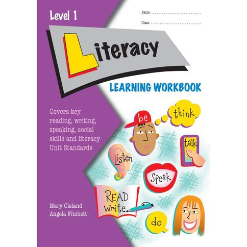 Ncea Year 11 Literacy Learning Workbook