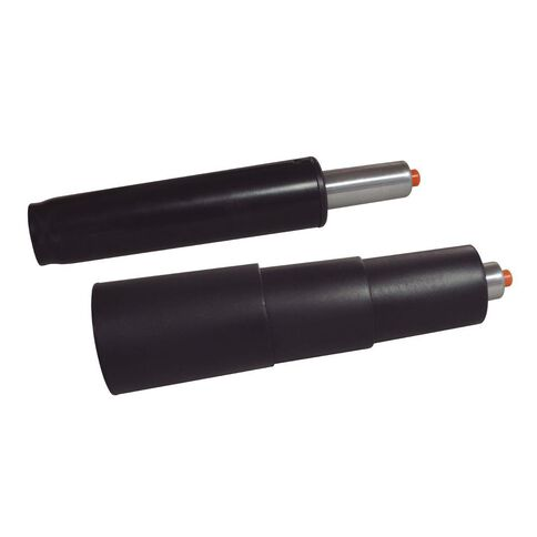 Workspace Gas Lift With Cover Black