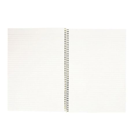 Spirax 810 Recycled Notebook 120 Page A4