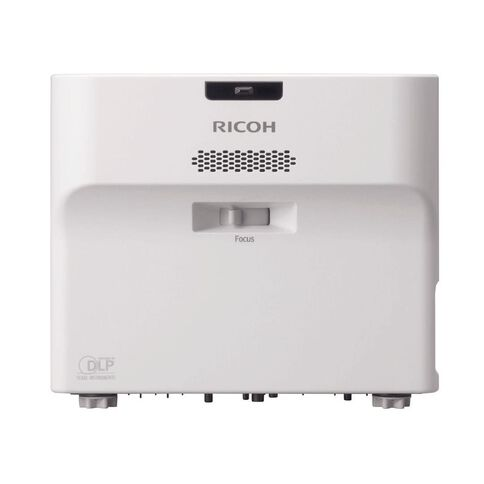 Ricoh Wx4141N Ultra Short Throw Projector White