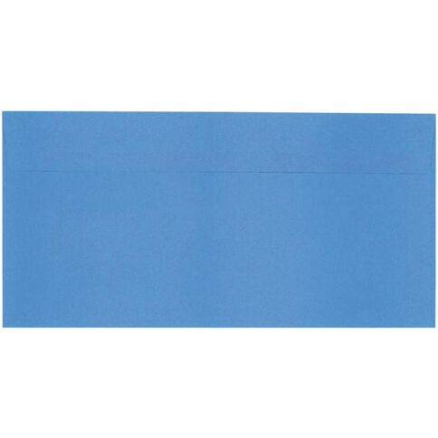 XL Multi Office Envelopes Dl 25 Pack Marine Blue