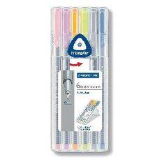 Staedtler Triplus Fineliner Pastel Colors Wallet 6