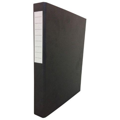 Ringbinder 2D 25mm Black