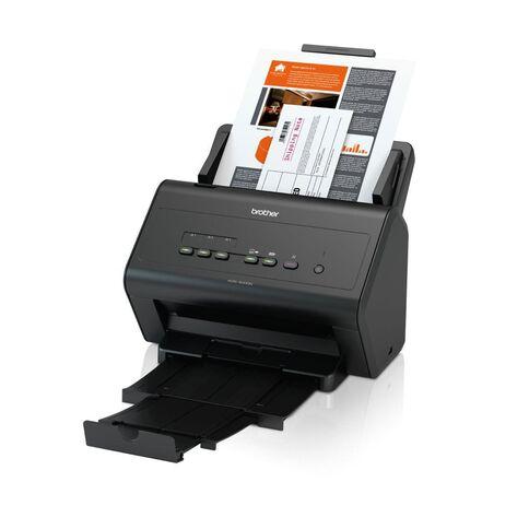 Brother Ads3000N Desktop Scanner Black