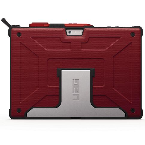 Uag Composite Case For Surface Pro 4 - Red/Black Red