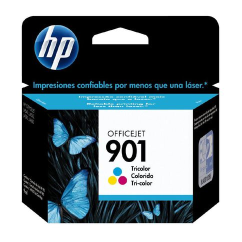 HP Ink Cartridge 901 Multi-Coloured