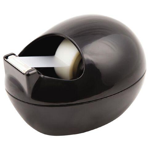 Scotch Pebble Tape Dispenser With Invisible Tape Black