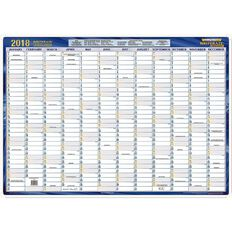 2018 Executive Planner QC2 500 x 700mm