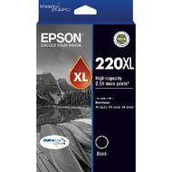 Epson Ink Cartridge 220XL Black