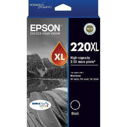 Epson Ink Cartridge 220XL