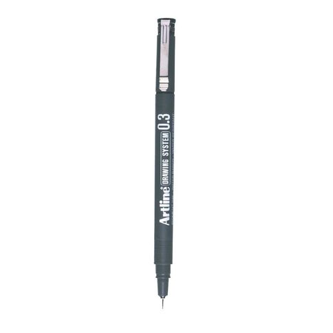 Artline Pen 233 Drawing System 0.3mm Loose Black