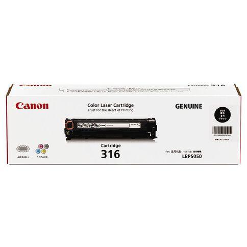 Canon Toner Cart316 Black
