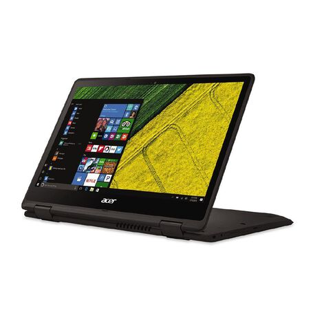 Acer Spin Sp513-51-57Y1 13.3 Convertible Laptop Black