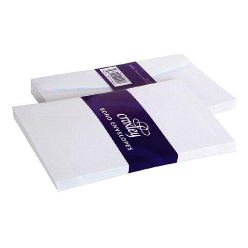 Croxley Envelope Bond Size 2 20 Pack White