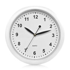 Effects Wall Clock 30cm White