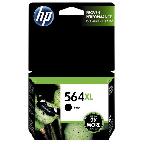 HP Ink Cartridge 564XL Black
