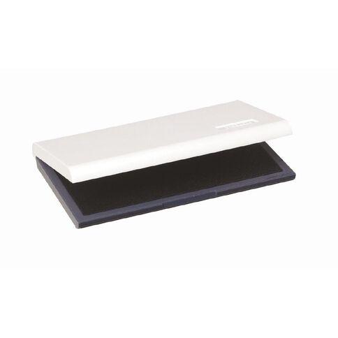 Shiny Stamp Pad Black Size 3 110 x 70mm Black