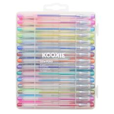 Kookie Gel Pens 30 Pack