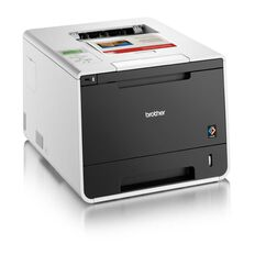 Brother HLL8250Cdw Colour Laser Printer Black