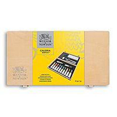 Winsor & Newton Galaria Acrylic Large Box Set