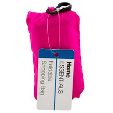 Home Essentials Foldable Shopping Bag