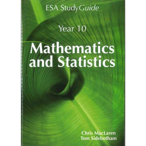 Year 10 Mathematics