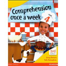 Year 4 Comprehension Once A Week 4