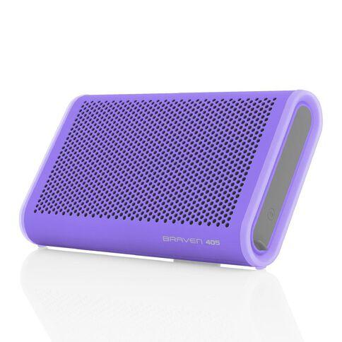Braven 405 Portable Wireless Speaker Periwinkle