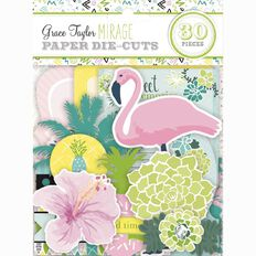 Grace Taylor Mirage Paper Die Cuts