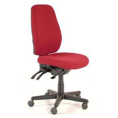 Buro Seating Aura Ergo Plus Red