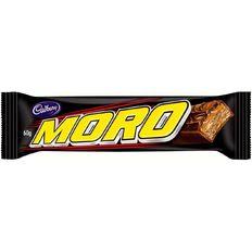 Cadbury Moro Bar 60g Multi-Coloured