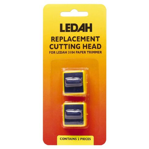 Ledah Blade Paper Trimmer 3104 2 Pack
