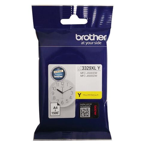 Brother Ink LC3329XLY