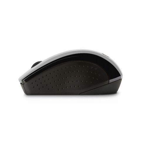 HP X3000 Silver Wireless Mouse Silver