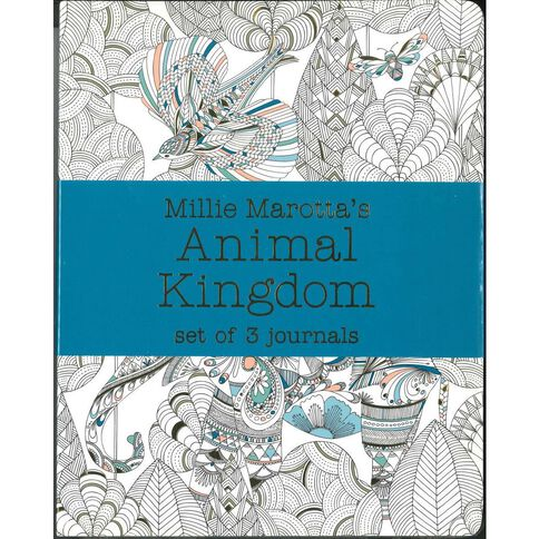 Journal Set by Millie Marotta's