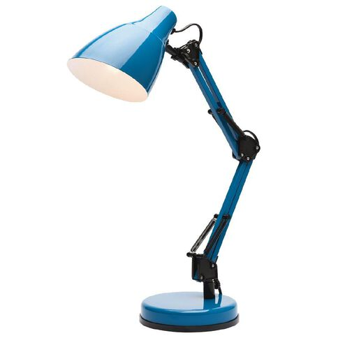 Mercator Ricco Desk Lamp Blue
