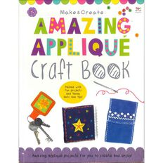 Amazing Applique Craft Book